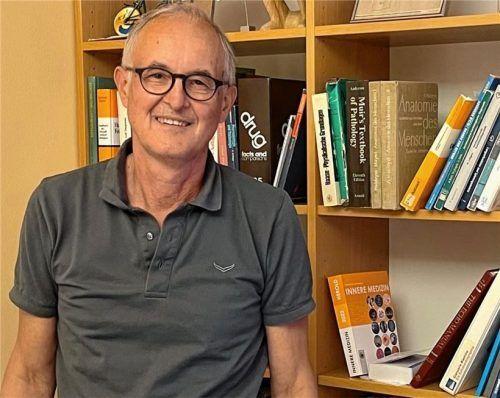 Dr. Wolfgang Rupp ist der neue Chefarzt der Kardiologie am Inn-Klinikum Mühldorf.  Foto Latta