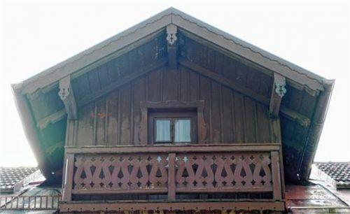 Klassische Gaube: Wie dürfen die Dächer in der Grenzkommune in Zukunft aussehen? Foto Hoffmann