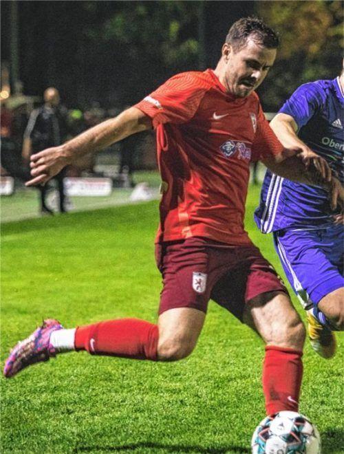 Robert Köhler hatte zuletzt seine ersten Einsätze fürs Wasserburger Bayernliga-Team.Foto John Cater