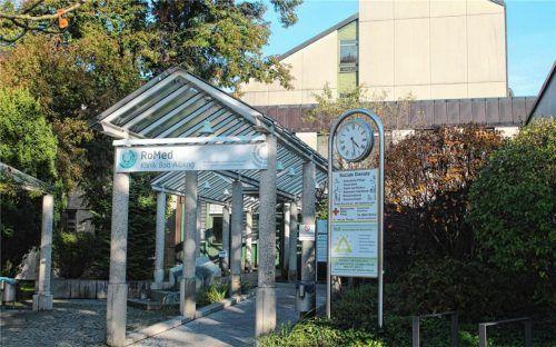 Spezialisierung auf andere Gebiete: Die Romed-Klinik in Bad Aibling soll unter anderem als Zentrum für Altenmedizin ausgebaut werden. Foto Haderspeck
