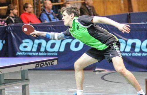 Viktor Bogatov wird dem TuS Bad Aibling im ersten Spiel dieser Saison fehlen.Foto Gerhard Erlich
